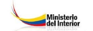 logo ministerio del interior certificado de antecedentes penales
