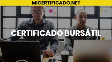 Certificado Bursátil
