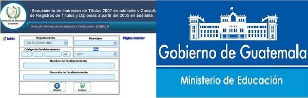 pasos a seguir solicitud de certificado guatemala