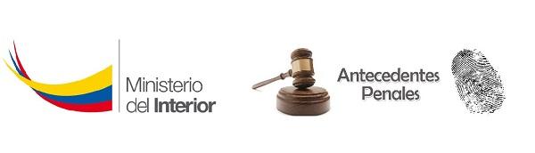 Certioficado de antecedentes penales