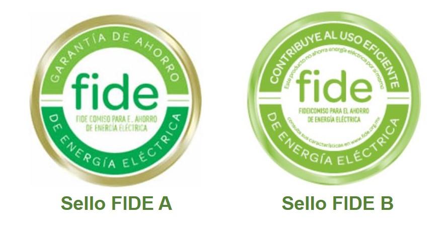 tipos de sello FIDE